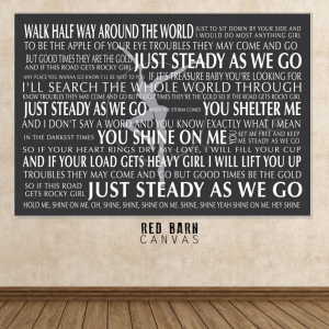 steady as we go, DMB